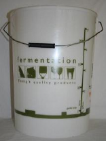 25 Litre Fermentation Vessel (Full Colour-Graduated)